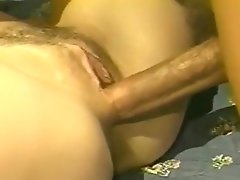 Lynn Lemay's Tits Covered In Man Juice