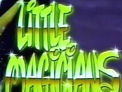 Vintage American Little Magicians