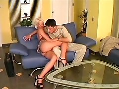 She Just Loves Riding Dick - Julia Reaves
