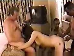I Watch My Wife While She Gets Fucked By Black Men