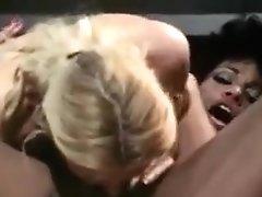 Classic Lesbians Screw The Stars Scene 5