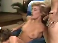 Retro Classic Janey Robbins Deep Throat And Anal