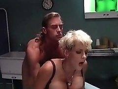 Hottest Pornstar Sally Layd In Fabulous Blowjob, Cunnilingus Porn Movie