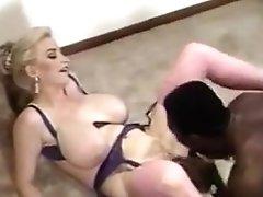 Vintage Interracial Fucking Scene