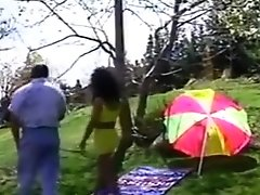 Raven Richards With Wayne Summers