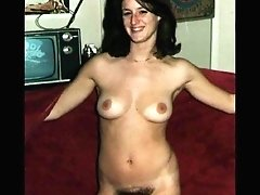 Vintage Hairy Matures(lost Private Pics)