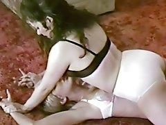 Joan Wise Wrestling