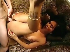 Michael J. Cox And Claudia Decorazon In Sexy Latina Claudia