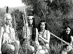 Tribal Dancing Of Naked Indian Women