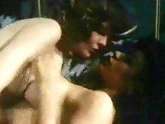 80s Girly-girl Porno