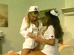 Huge-chested Nurses