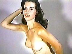 The Garden Of Eden - Antique Striptease Nylons Stockings