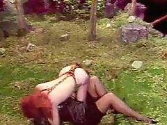 Cooch Eaten By A Wild Redhead