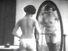 Predominant Girl-on-girl Mistress Whips A Maid