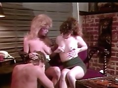 Elise, Fallon And Dan Cooper Threesome