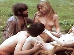 Antique French Cheating And Wifey Exchange 1