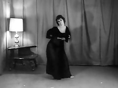 Beaver Shot - Vintage 60's Striptease Dance