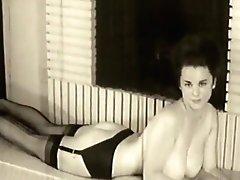 Vintage Big Tits, Glamorous Teasing Classics 17
