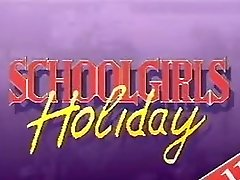 Schoolgirls Holiday 11
