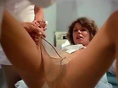 Exotic Facial Vintage Movie With Lesllie Bovee And Tamara Morgan