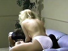 Sexy Clash Catfight Nylon Panties