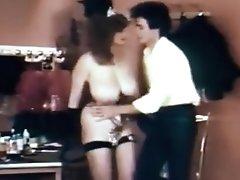 Vintage Toni Francis - Burlesque (colour Corrected)