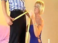 Moms Measure Son Cock