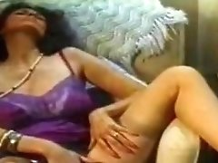 Crazy Latin Retro Clip With Rikki Harte And Lilah Glass