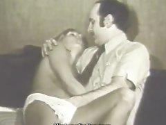 Blonde Girl Hypnotized In To Having Sex (1960s Vintage)