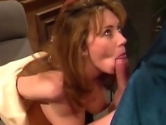 Hot Babe Blowjob Handjob And Cumshot