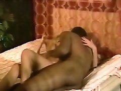 Phat Phuckin' Pussy Vintage Interracial Ebony Hardcore Vhs Full