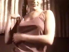 You Keep Me Hanging On - Vintage Striptease Nylons Stockings