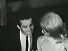 Hot Moves During A Sex Party (1960s Vintage)