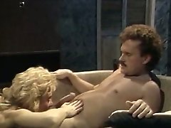 Crazy Facial Vintage Scene With Gary Graver And Joey Silvera
