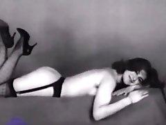 Exotic Pornstar In Amazing Brunette, Vintage Adult Scene
