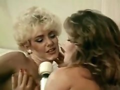 Hot Blooded Retro Milf Girlfriends Makeout