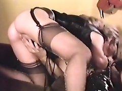 Bi-zarre Life Of Madame X