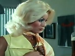 Vintage 1970s Seka Threesome With Facial
