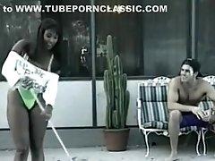 Toi Clayton Interracial Scene