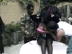 Black Gangbangers Two