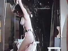 Retro Eighties Restrain Bondage Handcuffs And Walkman