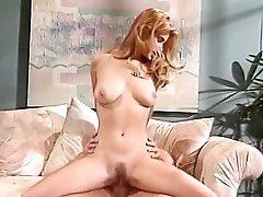 Tiffany Mynx, Dick Nasty In Deep Jaws From Big-boobed Old School Porno Blonde