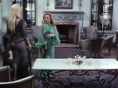 Joelle Coeur, Marie-france Morel, Brigitte Borghese In Antique XXX Scene