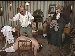 Crazy Czech Minxes Getting Disciplined