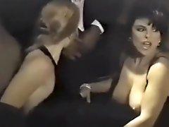 Ona Zee Interracial Threesome At The Opera