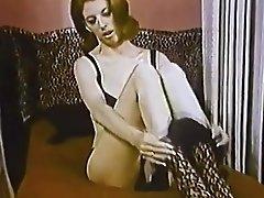 The Look Of Love - Vintage Striptease Big Boobs