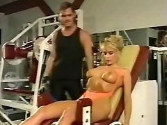 Cheri Taylor - Gym -hd