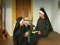 Couple Of Hot Horny Nuns!