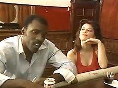 Black Piston Oral And Tit Fuck