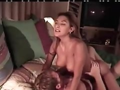 French Blonde Fucked By Her BF